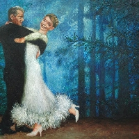 Tango In Forest