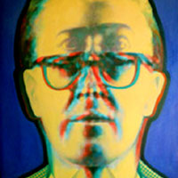 Double Portrait of Gilbert & George