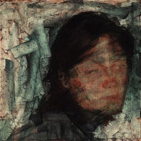 Woman Portrait. Etude